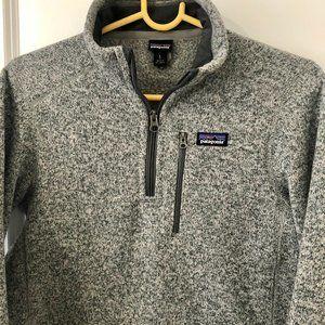 Patagonia-Boys' Better Sweater® 1/4-Zip Fl…